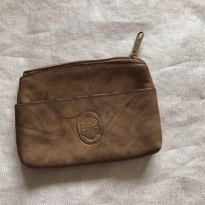 Vintage Mundi genuine leather minimalist w…